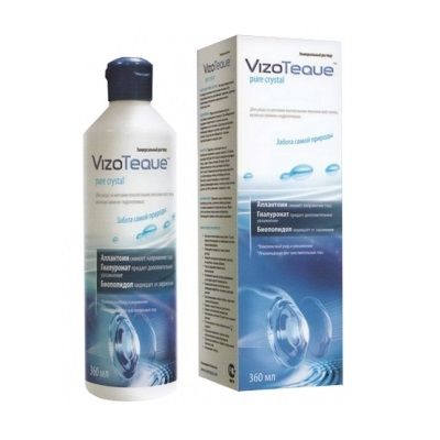 картинка VizoTeque Pure Crystal 360 ml от магазина yavlinzah.ru